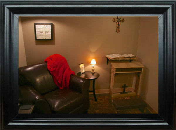 Soul Care : Prayer Room Pictures